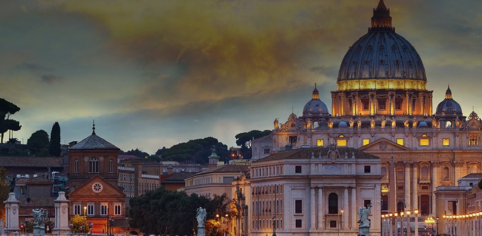 SPECIALE GIUBILEO - S. PIETRO E LE BASILICHE PAPALI DI ROMA