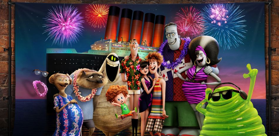 <big>HOTEL TRANSYLVANIA 3</big>