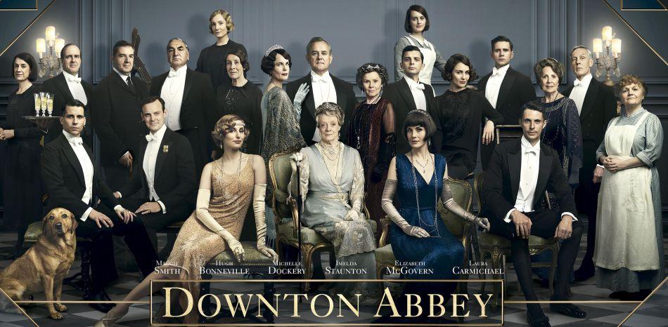 <big>DOWNTON ABBEY</big>